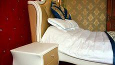 Chiếc giường dành riêng cho những người thích... ngủ nướng