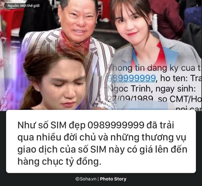 Bí ẩn những đại gia giấu mặt, chủ nhân siêu sim triệu đô ở Việt Nam