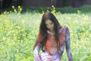 'Hoa hậu bí ẩn nhất Việt Nam' trầm cảm vì nỗi đau mất chồng