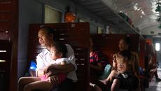 Chuyến tàu đặc biệt chỉ có 1 toa, tuần chạy 1 ngày từ Hà Nội