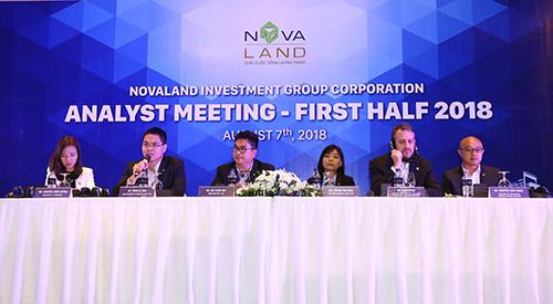 Novaland mở rộng phát triển BĐS du lịch nghỉ dưỡng
