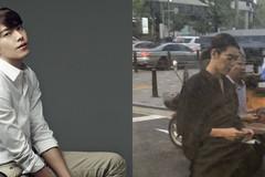 Kim Woo Bin xuất hiện gầy gò sau một năm điều trị ung thư