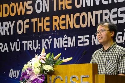 """GS Đàm Thanh Sơn: """"Đừng ngần ngại chia sẻ khó khăn"""""""