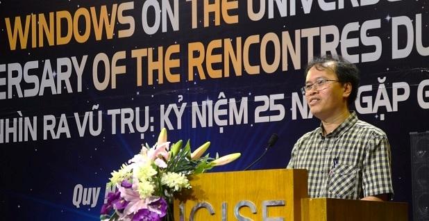 Huy chương Dirac,GS Ðàm Thanh Sơn