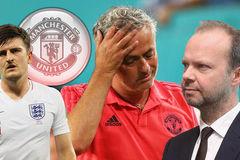 MU mua hụt Maguire giá rẻ vì lỗi Mourinho