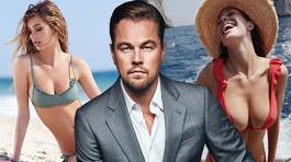 Bồ trẻ bốc lửa kém 22 tuổi của tài tử Leonardo DiCaprio
