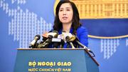 Yêu cầu TQ chấm dứt ngay hoạt động vi phạm chủ quyền của VN