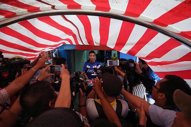 Văn Quyết: Ở U23 Việt Nam ai cũng là đội trưởng