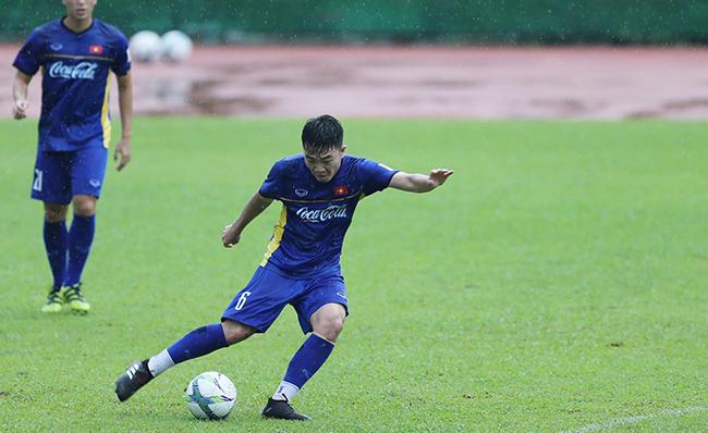 U23 Việt Nam,HLV Park Hang Seo,Văn Quyết