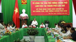 Cần Thơ 'còn nợ' Thủ tướng 56 nhiệm vụ