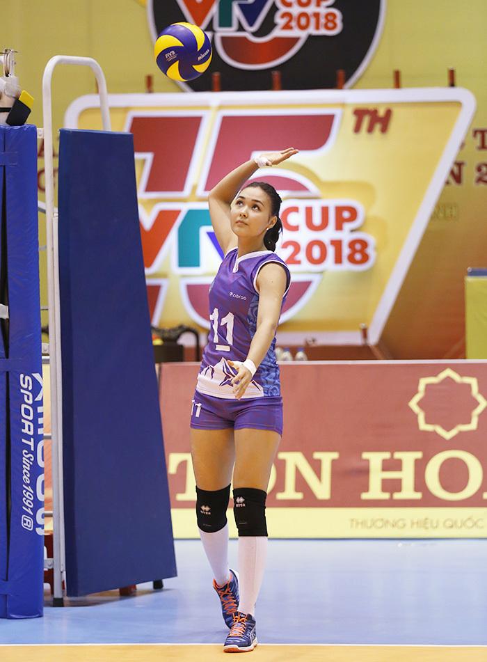 VTV Cup 2018,VTV,tuyển bóng chuyền Việt Nam