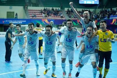 Thái Sơn Nam ngược dòng kỳ diệu, vào chung kết châu Á
