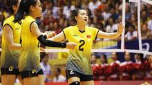 Ngắm vẻ đẹp 8 ứng viên Hoa khôi bóng chuyền VTV Cup 2018