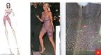 Kylie Jenner diện jumpsuit trong suốt đính pha lê mừng sinh nhật