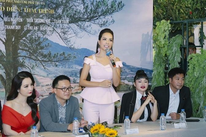 Đối đầu với Mai Thu Huyền trong phim là nhân vật của Thúy Hạnh. Dự án phim cũng đánh dấu sự trở lại của cựu người mẫu với lĩnh vực truyền hình sau nhiều năm cô dành thời gian cho sàn diễn và chăm sóc gia đình nhỏ.