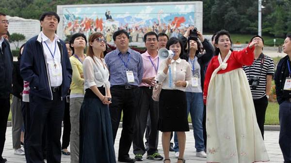 Triều Tiên bất ngờ ngưng đón khách du lịch từ Trung Quốc