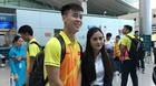 """Olympic Việt Nam bị """"quây"""" trước giờ lên máy bay dự Asiad"""