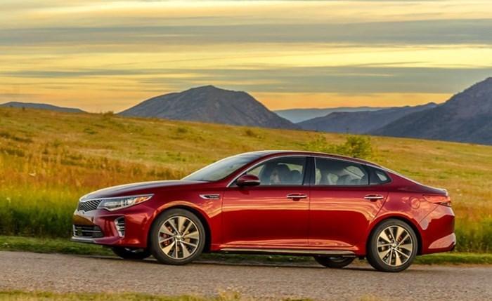 Top 10 mẫu xe có chi phí sử dụng ít nhất trong 10 năm
