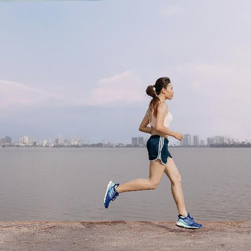Trang Hạ chạy Manulife DNIM 2018, quyết lập kỷ lục cá nhân
