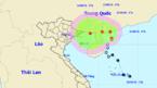 Áp thấp nhiệt đới quét ngang bờ biển Trung Quốc, hướng vào Việt Nam
