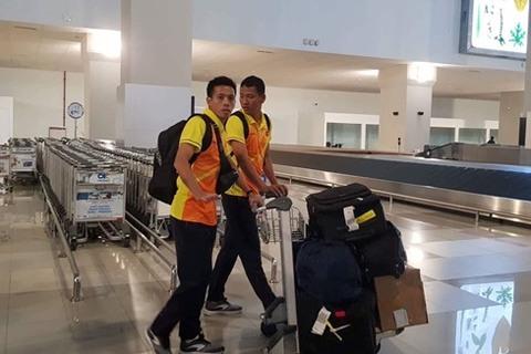 U23 Việt Nam đổ bộ Indonesia
