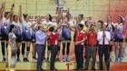 Thắng dễ Triều Tiên, tuyển nữ Việt Nam lần thứ 5 vô địch VTV Cup