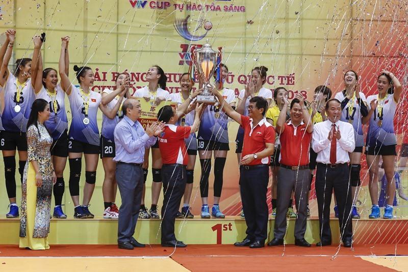 VTV Cup,bóng chuyền VTV Cup