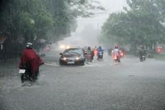 Dự báo thời tiết 12/8: Bắc Bộ hứng mưa rất to