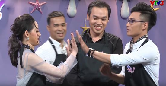 Việt Hương se duyên thành công cho MC Minh Ngọc và chàng quản lý