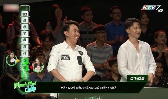 Hari Won khiến khán giả bật cười vì phát âm sai màn thi của Lâm Vỹ Dạ