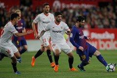 Kèo Barca vs Sevilla: Kỷ lục mới cho Messi