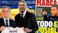 """MU sợ mất De Gea, Real nổ """"bom tấn"""" Mbappe"""