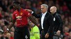 """MU loạn to: Pogba """"tấn công"""" Mourinho"""