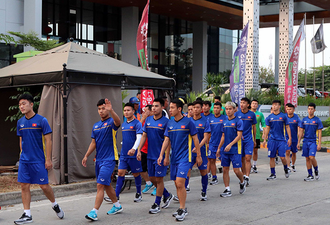 U23 Việt Nam,HLV Park Hang Seo,Asiad 2018