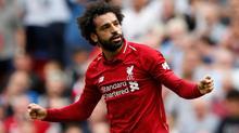 Salah và Mane thi nhau ghi bàn, Liverpool thắng hoành tráng