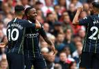 Video bàn thắng Arsenal 0-2 Man City