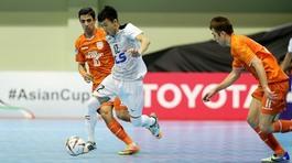 Thái Sơn Nam hụt ngôi vô địch châu Á đầy tiếc nuối
