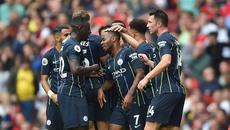 Đánh gục Arsenal, Man City phô diễn sức mạnh