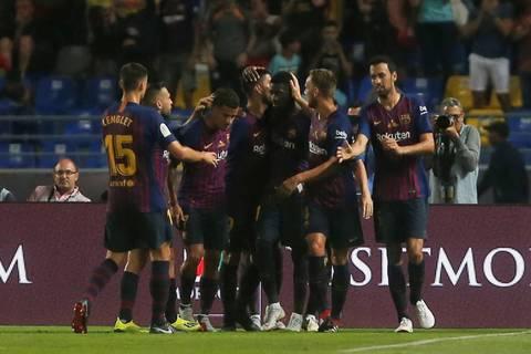 Barca 2-1 Sevilla Siêu Cúp