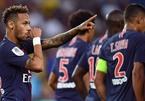 """Neymar """"nổ súng"""", PSG thắng dễ trận đầu mùa"""