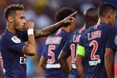 PSG 3-0 Caen