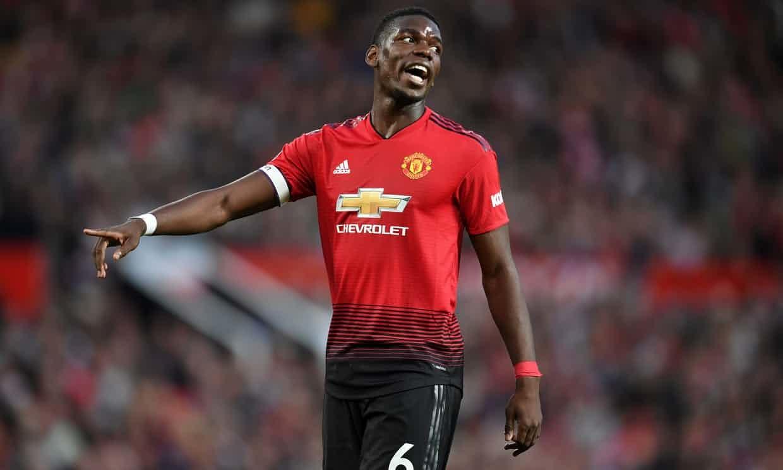 MU loạn to: Pogba 'tấn công' Mourinho