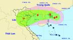 Bão số 4 đổi hướng giật cấp 10 thẳng tiến vào Quảng Ninh đến Nam Định