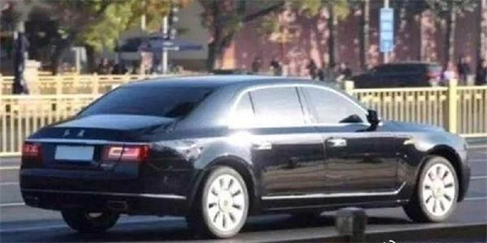 Hé lộ 'siêu xe' mới của Chủ tịch Trung Quốc Tập Cận Bình