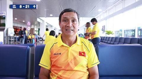 Tuyển nữ Việt Nam lên đường sang Indonesia