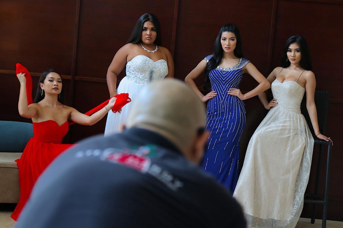 Cô gái thi Hoa hậu Hoàn vũ gây tranh cãi vì quá béo