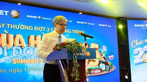 Khách Bảo Việt 'săn' xế tiền tỷ