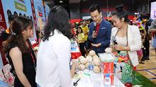 Trẻ tập khởi nghiệp trong ngày hội CEO Kids