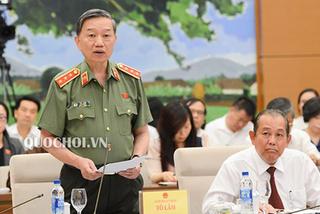 Bộ trưởng Tô Lâm: Tiêu cực điểm thi có dấu hiệu móc nối với công an