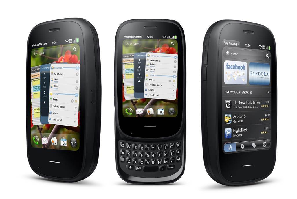 Palm bất ngờ hồi sinh smartphone
